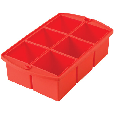 Tulz Red Mega Ice Block Tray