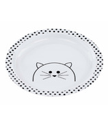 Lassig Little Chums Plate Cat