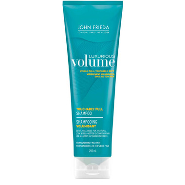 John Frieda Luxurious Volume Touchably Full Shampoo