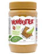 WowButter Crunchy Peanut Free Spread