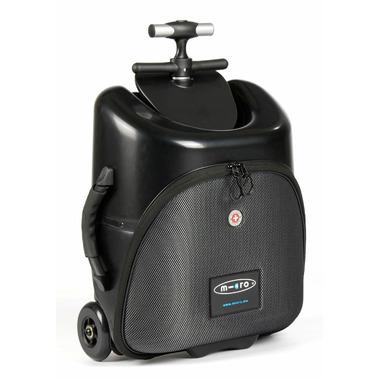Micro of Switzerland Micro Lazy Luggage Black