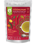 Moong Pani (Mung Bean) Soup-Tea Spicy Chili Pepper With Turmeric