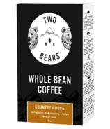 Two Bears Whole Bean Coffee Country House