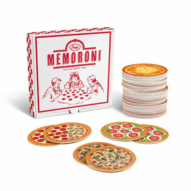 Fred Memoroni Pizza Memory Game