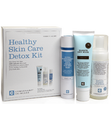Consonant Healthy Skin Care Detox Kit Normal to Dry skin