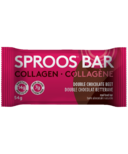 Sproos Collagen Bar Double Chocolate Beet