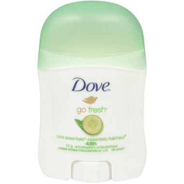 Dove Go Fresh Cool Essentials Anti-Perspirant Stick