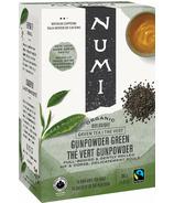 Numi Organic Thé Vert Gunpowder