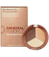 Mineral Fusion Eye Shadow Trio Stunning