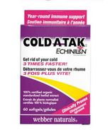 Webber Naturals Cold-A-Tak Echinilin Softgels