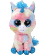 Ty Beanie Boo's Blitz The Blue Unicorn