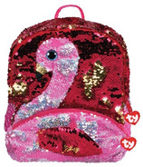 Ty Fashion Gilda the Flamingo Sequin Backpack