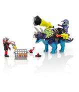 Playmobil tricératops : bataille pour la pierre légendaire