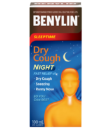 Benylin Dry Cough Night Syrup