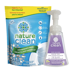 Save 30% on Nature Clean