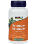 NOW Foods Yeast Free Selenium Veg Capsules