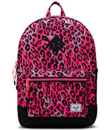 Herschel Supply Heritage Youth X-Large Cheetah Camo Neon Pink/Black