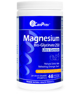 CanPrev Magnesium Bis-Glycinate Drink Mix Orange Zest