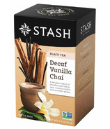 Stash Vanilla Chai Decaf Tea