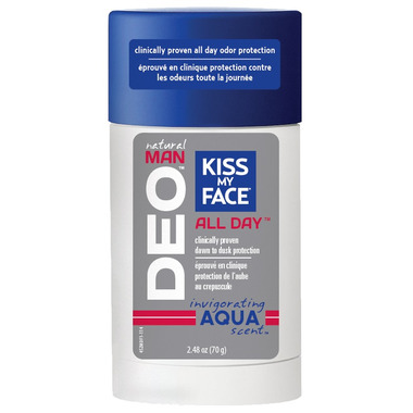 Kiss My Face Natural Man Deo All Day Protection