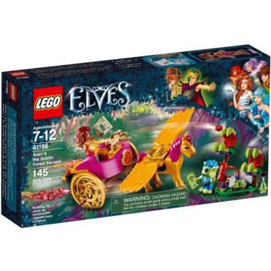 LEGO Elves Azari & The Goblin Forest Escape