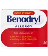 Benadryl Extra Strength 50mg