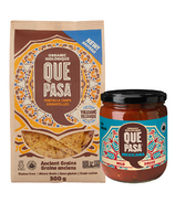 Que Pasa Chips & Salsa Bundle