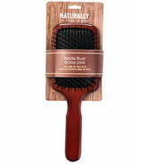Studio Dry Dark Wood Paddle Hair Brush