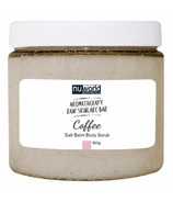 Nuworld Botanicals The Bending Bar Coffee Sea Salt Scrub