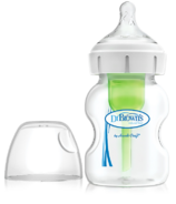 Dr.Brown's Options+ Wide Neck Bottle Single