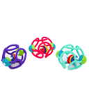 OgoSport Bolli Rattle Assorted