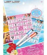 Disney Princess Travel Bingo