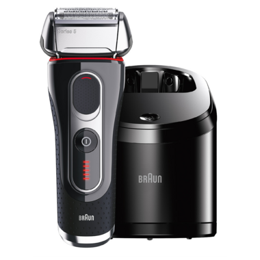 Braun Series 5 5090cc Shaver with Clean & Charge Station