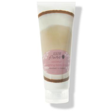 100% Pure Coconut Nourishing Body Cream