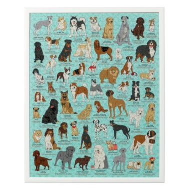 Ridley\'s Dog Lovers Jigsaw Puzzle