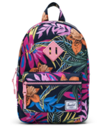 Herschel Supply Heritage Kids Backpack Jungle Floral Peacoat Peony
