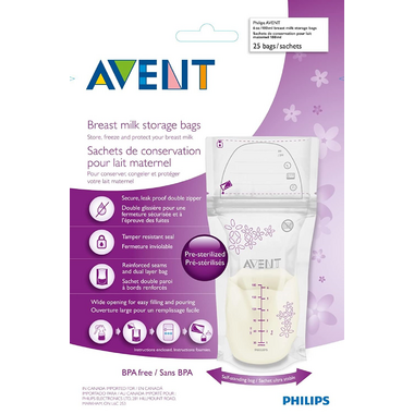Philips AVENT Breast Milk Storage Bags