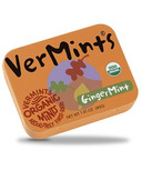 VerMints Organic Ginger Mints