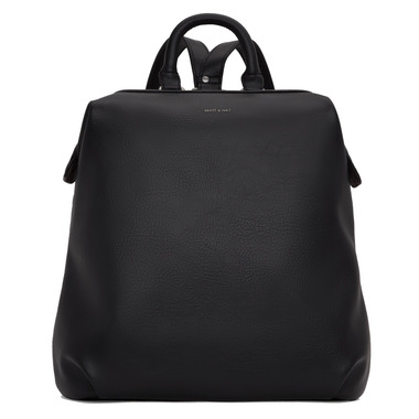 Matt & Nat Vignelli Backpack Black