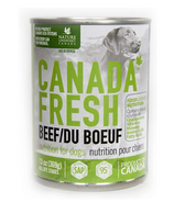 PetKind Canada Fresh Beef Dog Food
