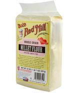 Bob's Red Mill Gluten Free Millet Flour