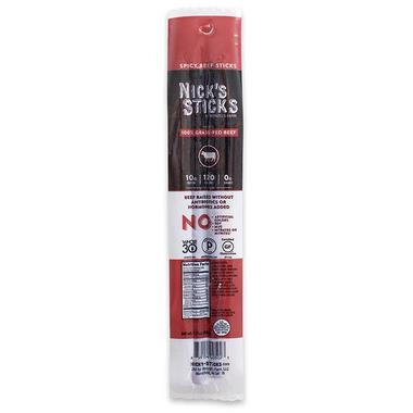 Nick\'s Sticks Spicy Beef Stick