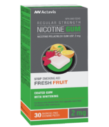Actavis Nicotine Gum Fresh Fruit