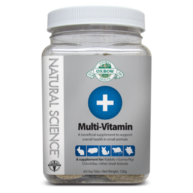 Oxbow Natural Science Multi-Vitamin for Small Animals
