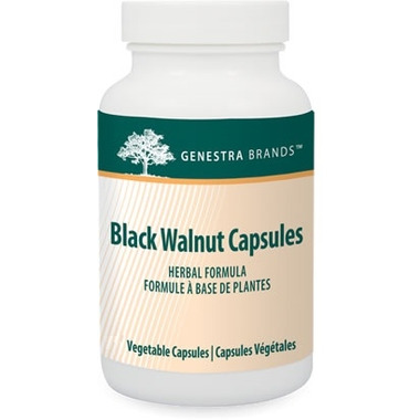 Genestra Black Walnut Capsules