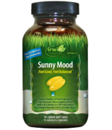 Irwin Naturals Sunny Mood Feel Good Feel Balanced