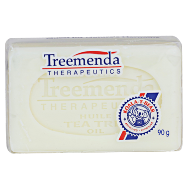 Nature\'s Harmony Treemenda Tea Tree Bar Soap