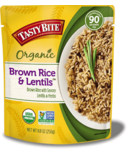 Tasty Bite Brown Rice & Lentils