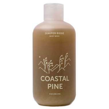 Juniper Ridge Backcountry Body Wash Coastal Pine
