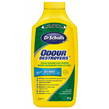 Dr. Scholl\'s Odour Destroyers Foot Powder